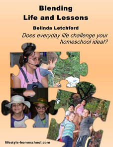 blending life and lessons