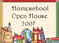 Homeschool Open House